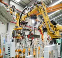 automação em máquinas