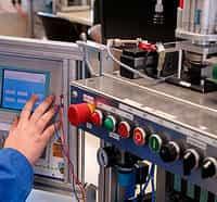 máquinas automatizadas industriais