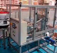 empresa de automação de máquinas industriais