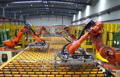 servomotor industrial