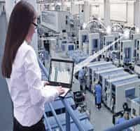 controlador automação industrial