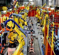 industrias de automação industrial
