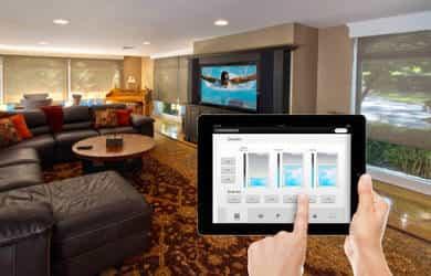 automação predial e residencial