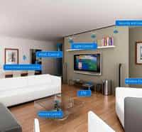 casa automatizada