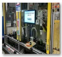 Empresa de automação de sistema industrial