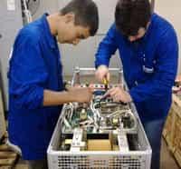 manutenção servo motor emerson