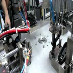 Automação de maquinas e equipamento