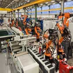 Automação de maquinas injetoras
