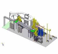 sistema automação plc